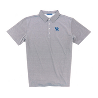 The Collection at Kentucky Luxtec Champions Stripe Polo