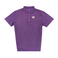 Luxtec Stripe Polo