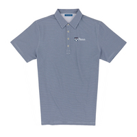 The Collection at the University of Pennsylvania Luxtec Champions Stripe Polo