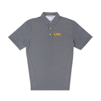 The Collection at LSU Ecotec Gingham Polo