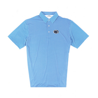 For the Glory at Penn State Ecotec Gingham Polo