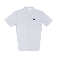 The Collection at Washington Ecotec Gingham Polo