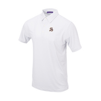 The Sewanee Tigers Collection Ecotec Gingham Polo