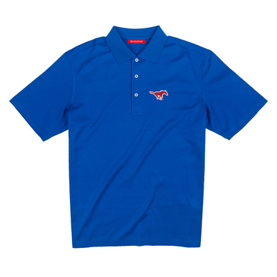 The Collection at SMU Supima Cotton Solid Polo