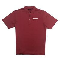 The Chicago Booth Collection Supima Cotton Solid Polo