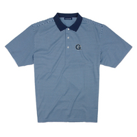The Collection at Georgetown Supima Cotton Stripe Polo