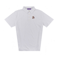 The Sewanee Tigers Collection Luxtec Champions Solid Polo