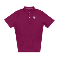 The Collection at Texas A&M Luxtec Champions Solid Polo