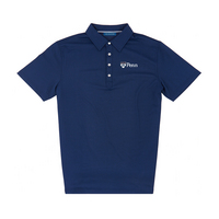 The Collection at the University of Pennsylvania Luxtec Champions Solid Polo