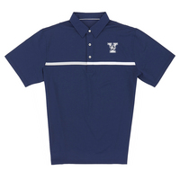 The Collection at Yale Luxtec Champions Color Block Polo