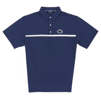 For the Glory at Penn State Luxtec Champions Color Block Polo