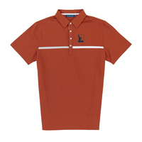 The Collection at Bucknell Luxtec Champions Color Block Polo