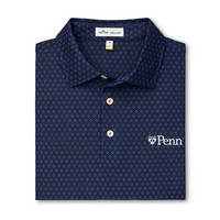 Peter Millar Windemere Printed Foulard Polo