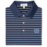 Peter Millar Senior Stripe Stretch Jersey Polo