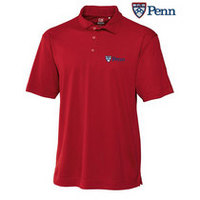 Penn Cutter and Buck Dry Tec Polo