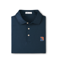 Peter Millar Jamm Printed Geo Stretch Jersey Polo