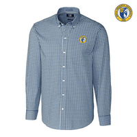 Cutter & Buck Stretch Gingham Shirt (Online Only)