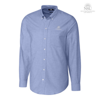 Cutter & Buck Big & Tall Stretch Oxford Shirt