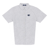For the Glory at Penn State Luxtec Champions Paisley Sport Shirt