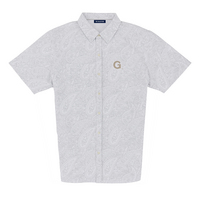 The Collection at Georgetown Luxtec Champions Paisley Sport Shirt