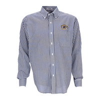 Vantage Mens Easy Care Gingham Check Shirt