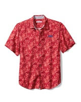 Tommy Bahama Sport Jungle Shade Silk Shirt