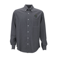 Vantage Mens Long Sleeve Hudson Denim Shirt