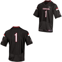 Under Armour Mens Sideline Football Replica Jersey