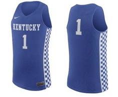 KENTUCKY WOMANS BASKETBALL JERSEY