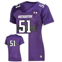 Womens Sideline Football Replica Jersey
