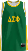 Delta Sigma Phi Unisex Replica Basketball Jersey Modern (Online Only)