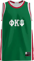 Phi Kappa Psi Unisex Replica Basketball Jersey Modern (Online Only)