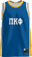 Pi Kappa Phi Unisex Replica Basketball Jersey Modern (Online Only)
