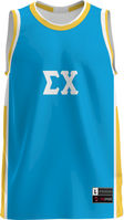 Sigma Chi Unisex Replica Basketball Jersey Modern (Online Only)