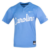 Nike Two Button Replica Baseball Jersey
