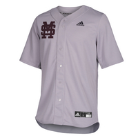 Adidas Diamond King Elite Full Button Jersey