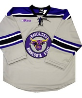 Embroidered Hockey Jersey