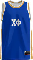 Chi Phi Unisex Replica Basketball Jersey Modern