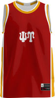 Psi Upsilon Unisex Replica Basketball Jersey Modern