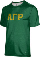 Alpha Gamma Rho Unisex Short Sleeve Tee Heather