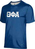 Theta Phi Alpha Unisex Short Sleeve Tee Heather