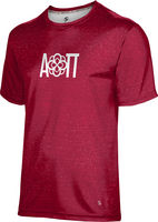 Alpha Omicron Pi Unisex Short Sleeve Tee Heather