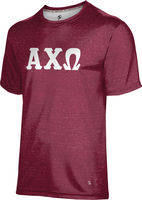 Alpha Chi Omega Unisex Short Sleeve Tee Heather