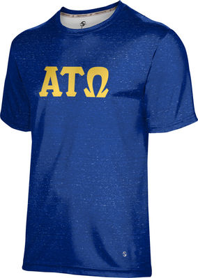 Alpha Xi Delta Unisex Short Sleeve Tee Heather