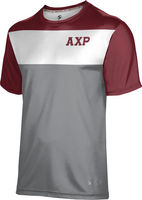 Alpha Chi Rho Unisex Short Sleeve Tee Heather