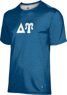 Delta Upsilon Unisex Short Sleeve Tee Heather