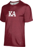 Kappa Alpha Order Unisex Short Sleeve Tee Heather