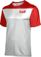 Omega Delta Phi Unisex Short Sleeve Tee Heather