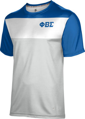 Phi Beta Sigma Unisex Short Sleeve Tee Heather