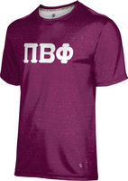 Pi Beta Phi Unisex Short Sleeve Tee Heather